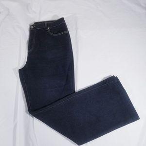 Simon Chang black jeans size 14